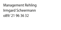 Management Rehling